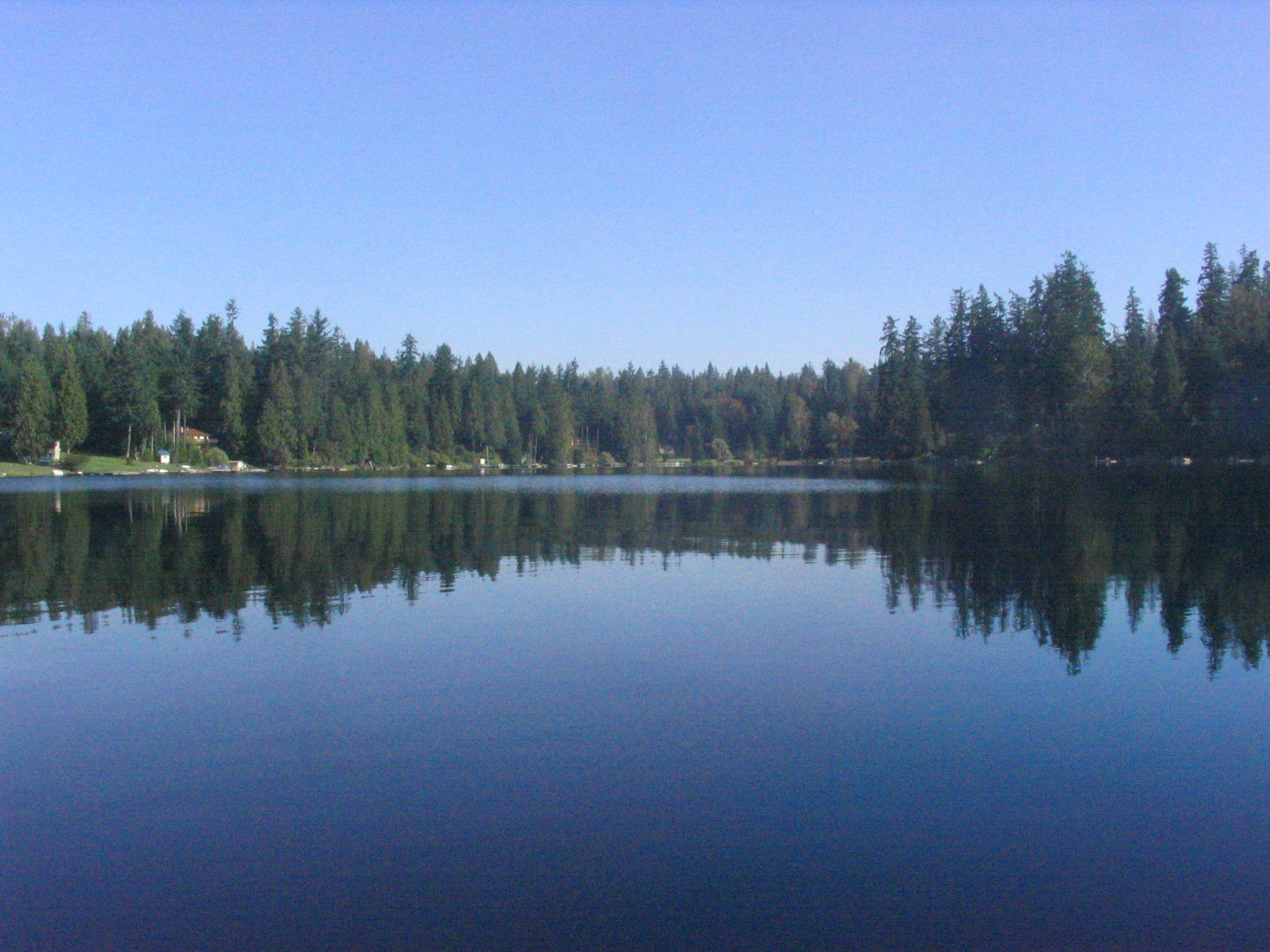 Lake Information Page King County